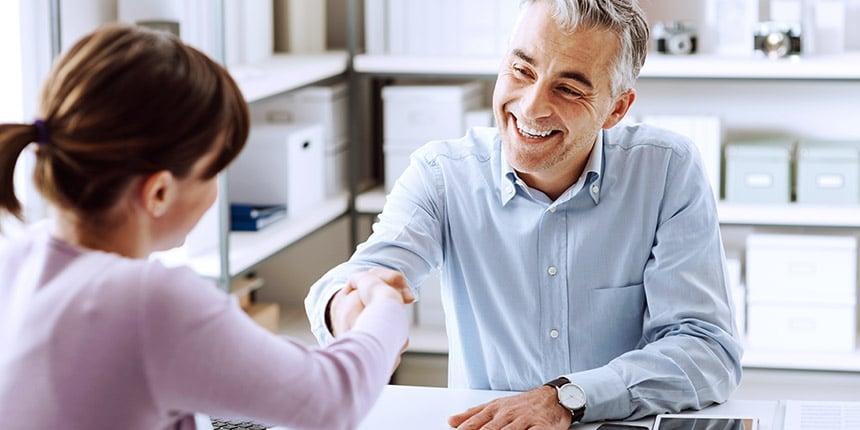 Prepare-se para 10 perguntas na entrevista de emprego muito frequentes
