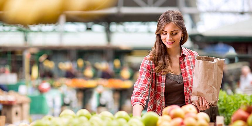 Como poupar no supermercado com a ajuda de apps