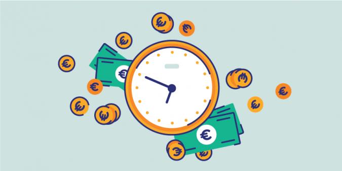 Como poupar ao longo de 24 horas