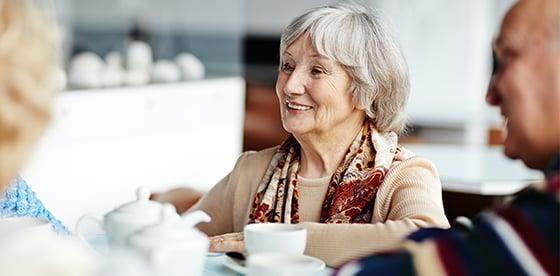 Frota Solidária para idosos