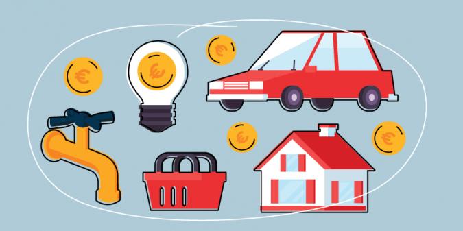 Orçamento familiar: Tenha o seu em 5 passos