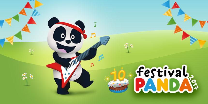 Vá ao Festival Panda com a Associação Mutualista