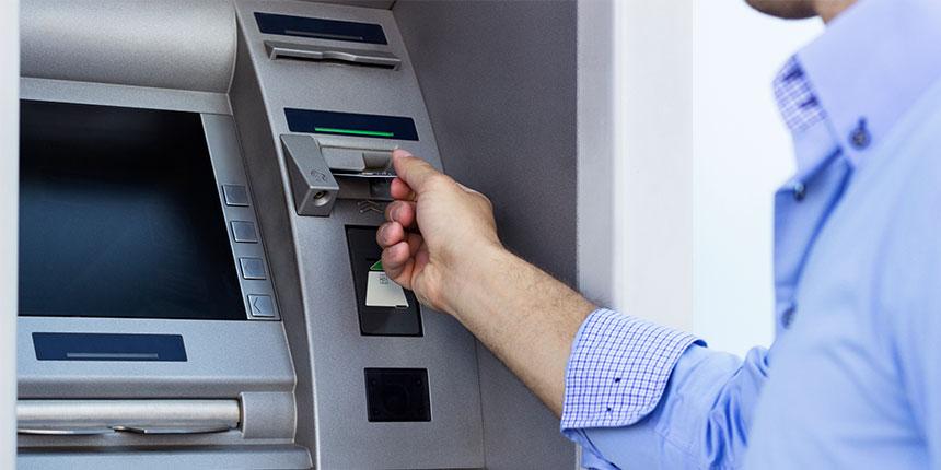 Caixa Automático do multibanco