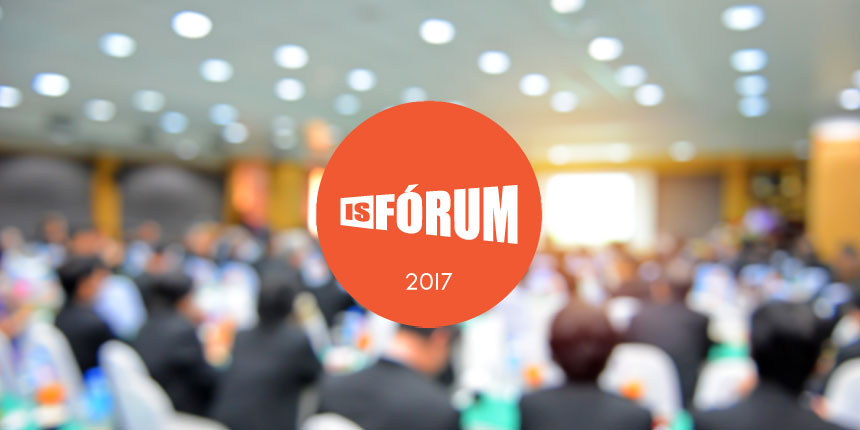 O Fórum Impacto social 2017 debate o impacto e políticas públicas.