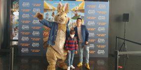 Ante-estreia Peter Rabbit