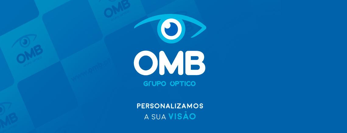OMB Grupo Ótico. Personalizamos a sua visão