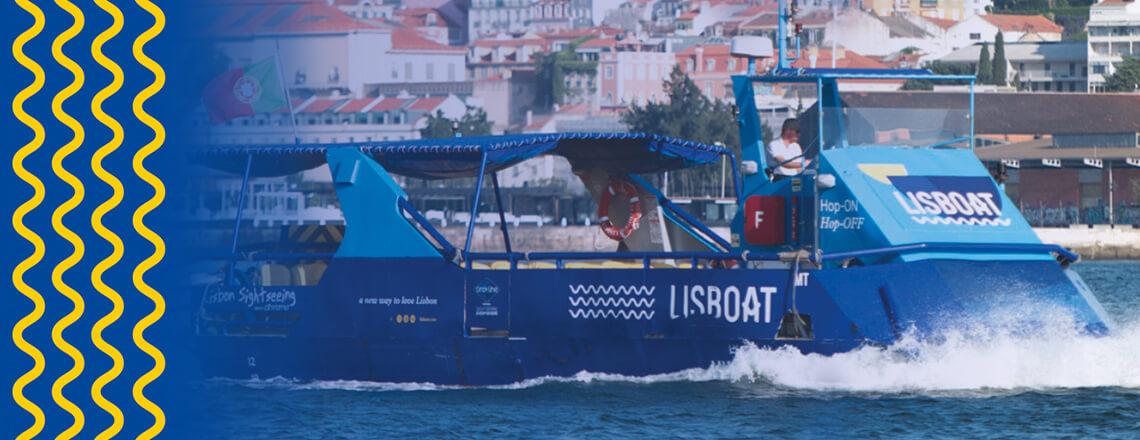 Lisboat barco