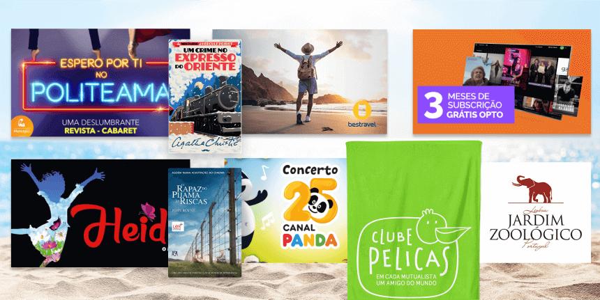 produtos campanha verão