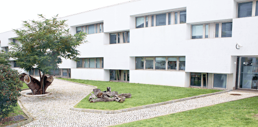Residência Montijo Exterior