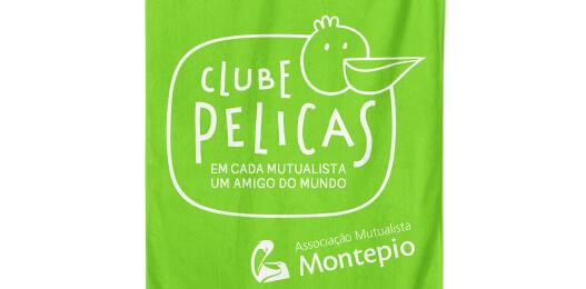 Toalha Clube Pelicas