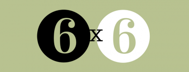 """Exposição """"6×6"""""""