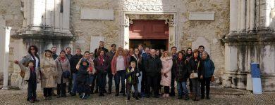 Visita ao Museu Arqueológico do Carmo