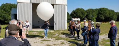Associados visitam Estação Meteorológica