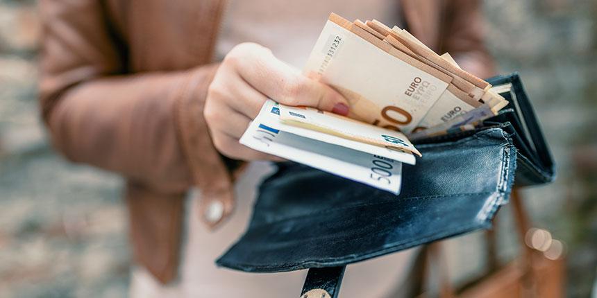 Em 2020, o salário mínimo nacional sobe para 635 euros.