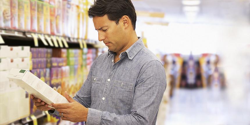 Para poupar nas compras do supermercado deve-se comparar o preço por quilo.