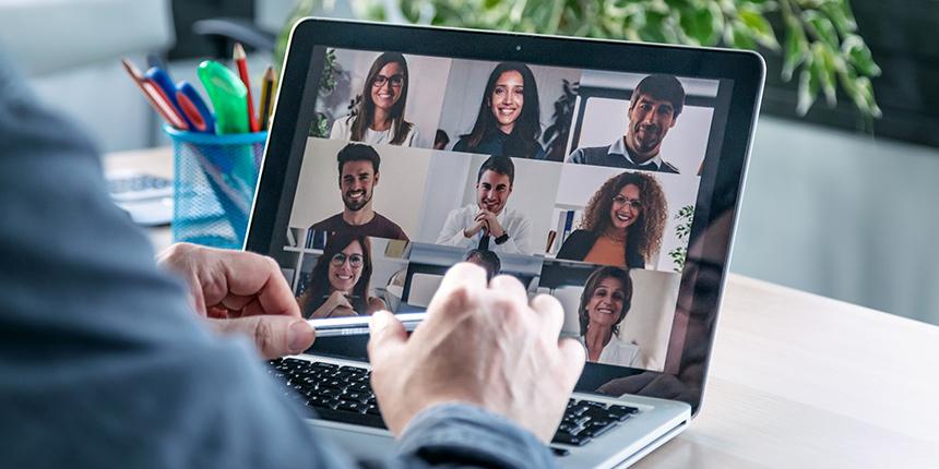 Existem regras para tornar uma reunião por videochamada produtiva.