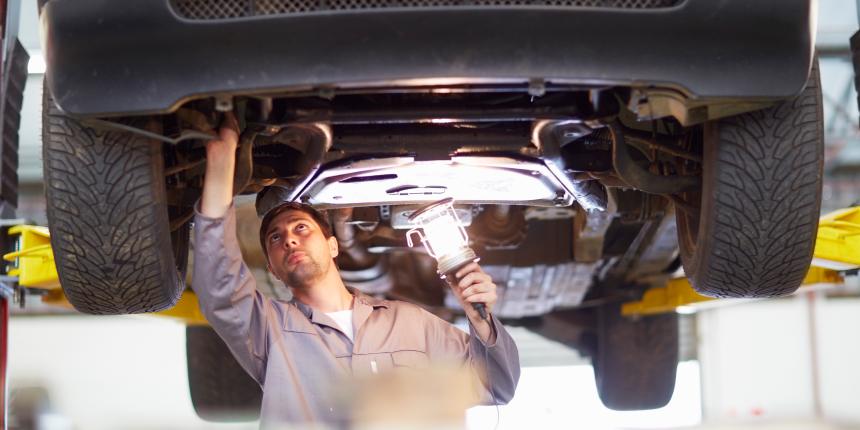inspeção automóvel