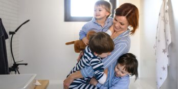 Redução do IVA da eletricidade para famílias numerosas