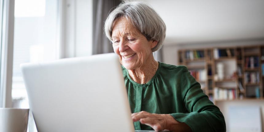 Está mais fácil pedir a pensão de velhice