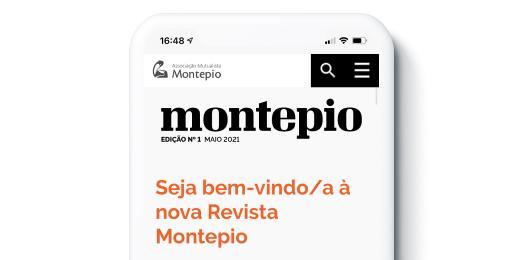 Seja bem-vindo/a à nova Revista Montepio