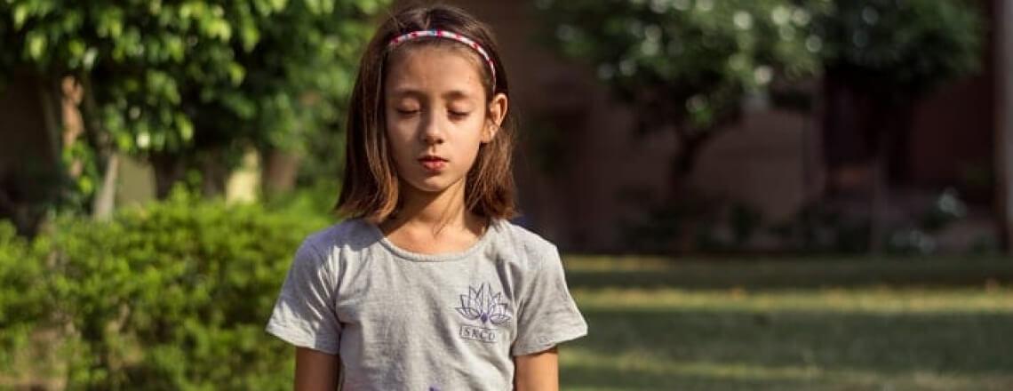experiencia ioga criancas